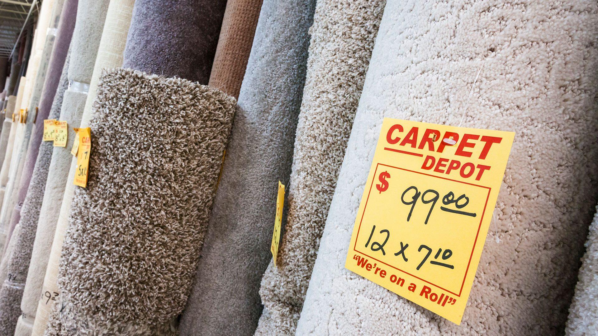 Carpet Remnant Options To Make A Custom