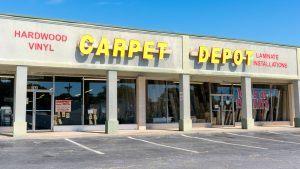 Carpet Depot Mableton Store Front