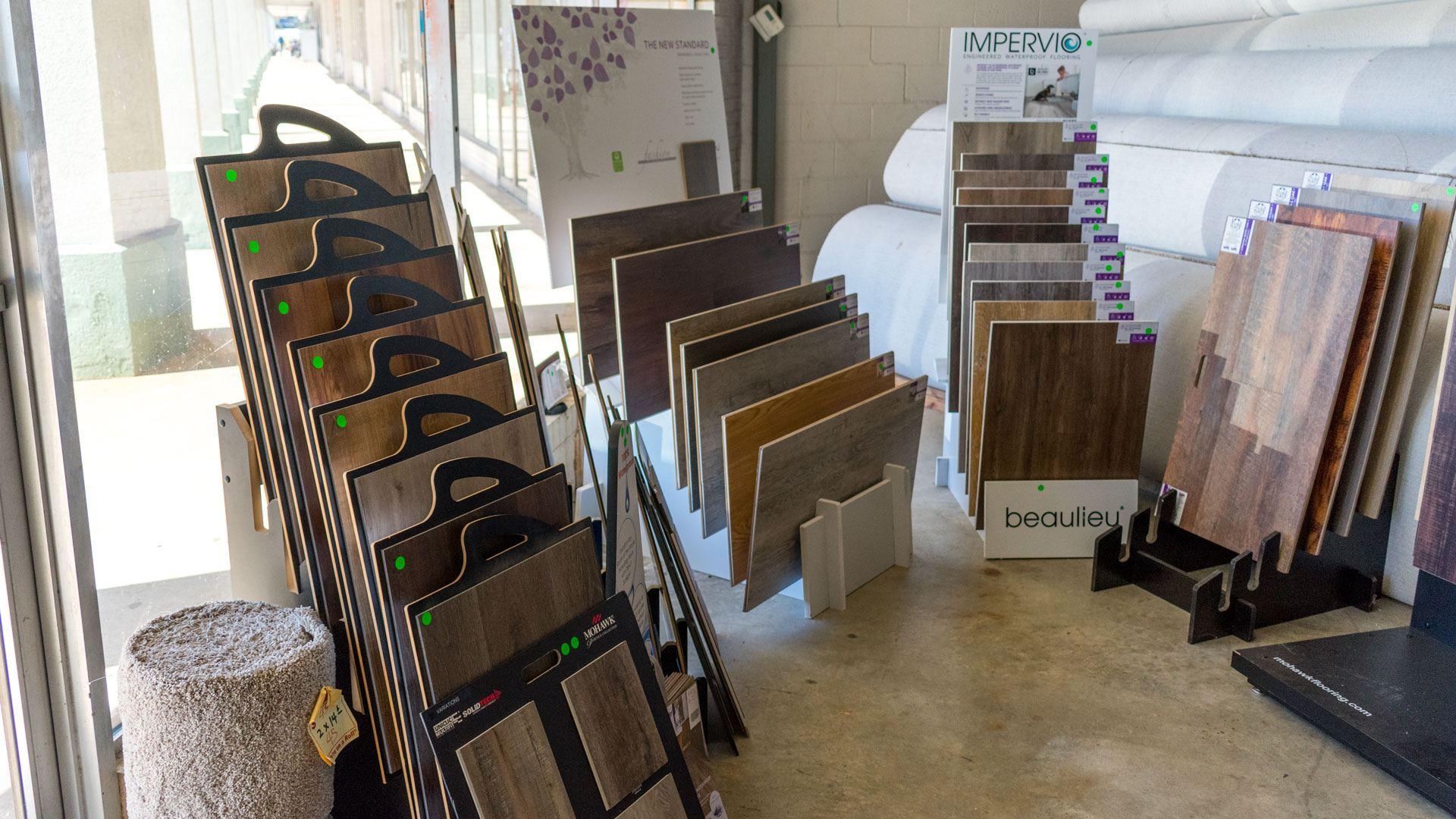 Hardwood Carpet Depot